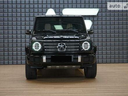Чорний Мерседес Г 400, об'ємом двигуна 2.9 л та пробігом 5 тис. км за 210500 $, фото 1 на Automoto.ua