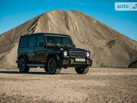 Черный Мерседес Г 63 АМГ, объемом двигателя 5.5 л и пробегом 96 тыс. км за 67000 $, фото 1 на Automoto.ua