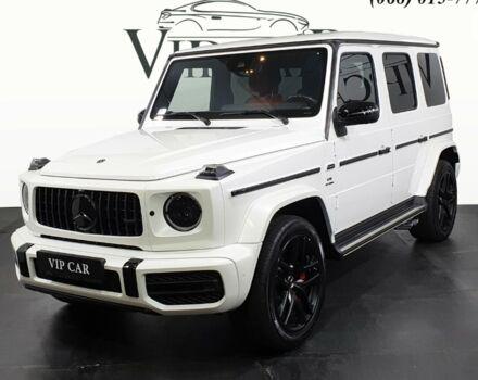 купити нове авто Мерседес Г-Клас 2021 року від офіційного дилера VIPCAR Мерседес фото