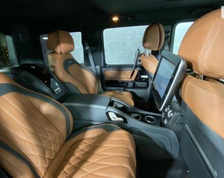 купить новое авто Мерседес Г-Класс 2021 года от официального дилера MARUTA.CARS Мерседес фото