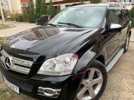 Чорний Мерседес ГЛ 320, об'ємом двигуна 3 л та пробігом 128 тис. км за 21000 $, фото 1 на Automoto.ua