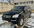 Черный Мерседес ГЛ 350, объемом двигателя 3 л и пробегом 170 тыс. км за 24999 $, фото 1 на Automoto.ua