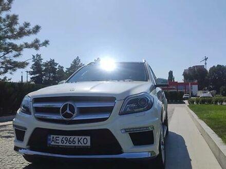 Білий Мерседес ГЛ 550, об'ємом двигуна 4.7 л та пробігом 150 тис. км за 34999 $, фото 1 на Automoto.ua