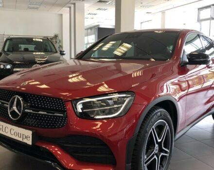 купить новое авто Мерседес ГЛЦ-Класс 2021 года от официального дилера Галичина-Авто Мерседес фото