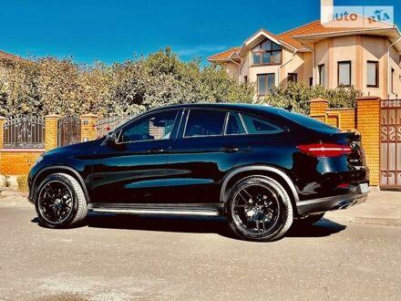 Чорний Мерседес ГЛЄ 400, об'ємом двигуна 3 л та пробігом 120 тис. км за 53500 $, фото 1 на Automoto.ua
