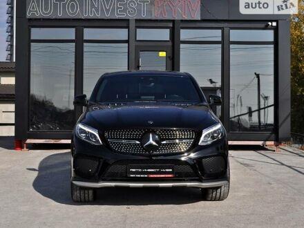 Черный Мерседес GLE 43 AMG, объемом двигателя 3 л и пробегом 66 тыс. км за 65000 $, фото 1 на Automoto.ua