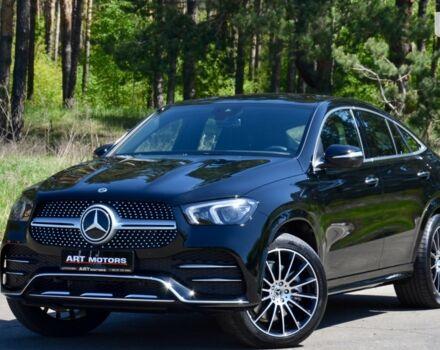 купити нове авто Мерседес ГЛЕ-Клас 2021 року від офіційного дилера АРТ МОТОРС Мерседес фото