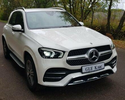купить новое авто Мерседес ГЛЕ-Класс 2021 года от официального дилера Черкассы - Авто Мерседес фото