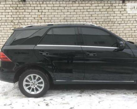 Черный Мерседес ГЛЕ-Класс, объемом двигателя 2.2 л и пробегом 2 тыс. км за 50400 $, фото 1 на Automoto.ua