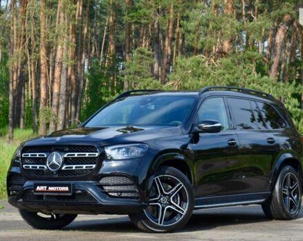 купить новое авто Мерседес ГЛС-Класс 2021 года от официального дилера АРТ МОТОРС Мерседес фото