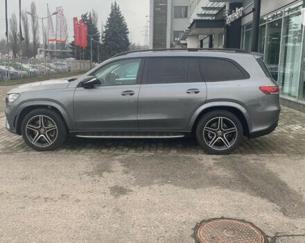купить новое авто Мерседес ГЛС-Класс 2021 года от официального дилера Mercedes-Benz Харьков-Авто Мерседес фото