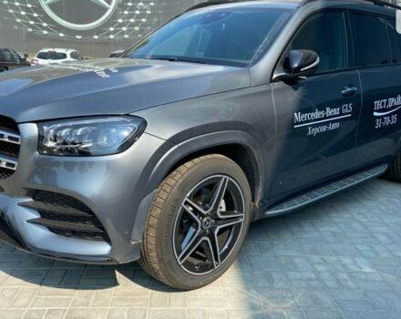 купити нове авто Мерседес ГЛС-Класс 2021 року від офіційного дилера Херсон-Авто Мерседес фото
