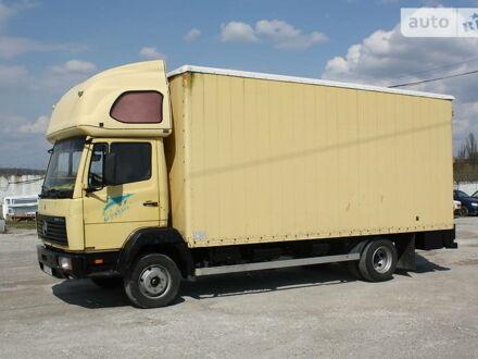 Оранжевый Мерседес МБ груз., объемом двигателя 0 л и пробегом 900 тыс. км за 8500 $, фото 1 на Automoto.ua
