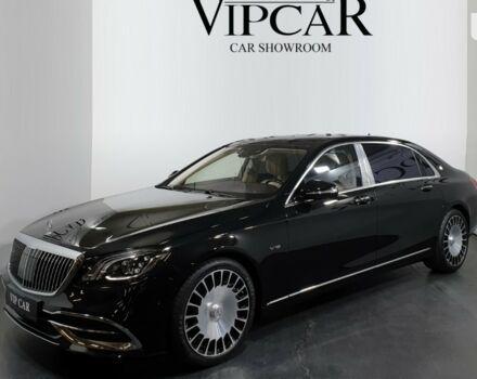 купить новое авто Мерседес Майбах 2020 года от официального дилера VIPCAR Мерседес фото