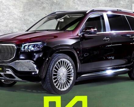купити нове авто Мерседес Майбах 2021 року від офіційного дилера MARUTA.CARS Мерседес фото
