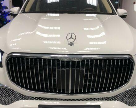 купити нове авто Мерседес Майбах 2021 року від офіційного дилера Галичина-Авто Мерседес фото