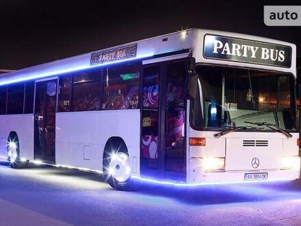 Белый Мерседес О 405, объемом двигателя 12 л и пробегом 10 тыс. км за 38000 $, фото 1 на Automoto.ua