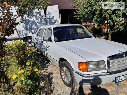 Белый Мерседес С 260, объемом двигателя 2.6 л и пробегом 303 тыс. км за 6000 $, фото 1 на Automoto.ua