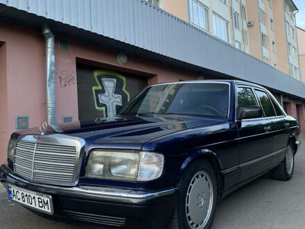Синій Мерседес С 300, об'ємом двигуна 3 л та пробігом 600 тис. км за 3500 $, фото 1 на Automoto.ua