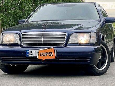 Синий Мерседес С 300, объемом двигателя 0 л и пробегом 450 тыс. км за 5999 $, фото 1 на Automoto.ua