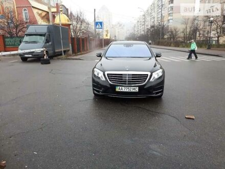 Черный Мерседес С 350, объемом двигателя 3 л и пробегом 52 тыс. км за 73000 $, фото 1 на Automoto.ua