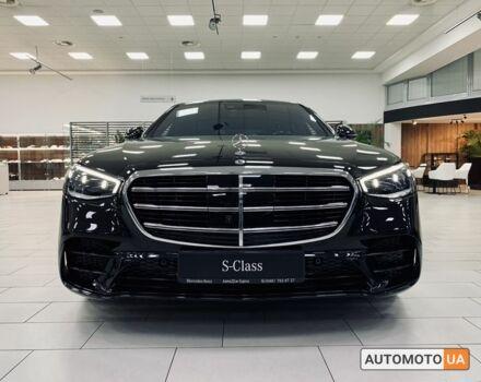 купити нове авто Мерседес С 400 2020 року від офіційного дилера АвтоДім Одеса Мерседес фото