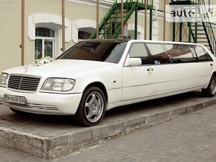 Белый Мерседес С 500, объемом двигателя 5 л и пробегом 250 тыс. км за 12000 $, фото 1 на Automoto.ua