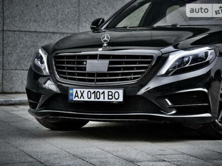 Черный Мерседес С 500, объемом двигателя 4.7 л и пробегом 104 тыс. км за 55555 $, фото 1 на Automoto.ua
