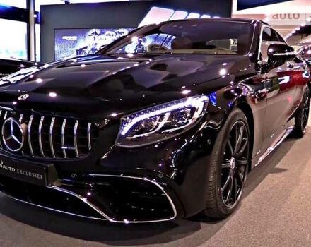 Черный Мерседес S 560, объемом двигателя 3 л и пробегом 1 тыс. км за 133999 $, фото 1 на Automoto.ua