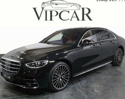 купити нове авто Мерседес С Клас 2021 року від офіційного дилера VIPCAR Мерседес фото