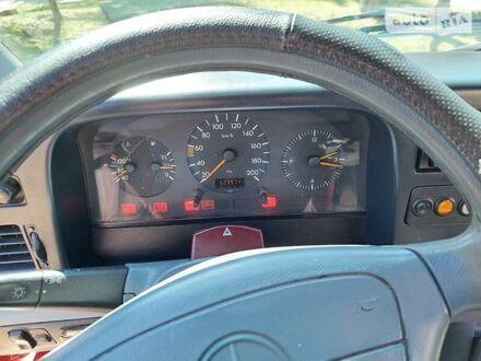Красный Мерседес Спринтер 212 пасс., объемом двигателя 2.9 л и пробегом 623 тыс. км за 9500 $, фото 1 на Automoto.ua