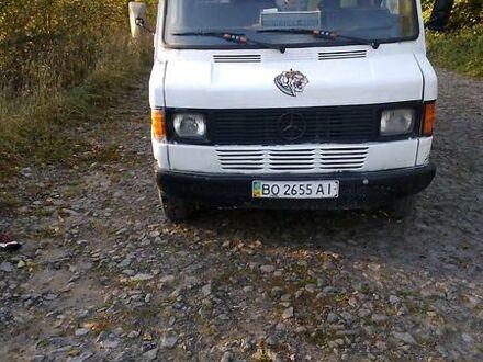 Белый Мерседес Sprinter 310 груз.-пасс., объемом двигателя 2.9 л и пробегом 500 тыс. км за 2650 $, фото 1 на Automoto.ua