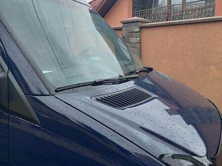 Синій Мерседес Sprinter 319 груз.-пасс., об'ємом двигуна 3 л та пробігом 620 тис. км за 27000 $, фото 1 на Automoto.ua