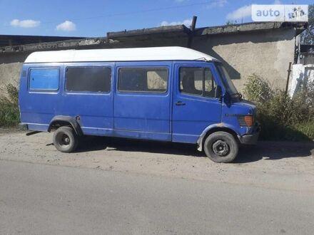 Синій Мерседес Спрінтер 408 пас., об'ємом двигуна 2.3 л та пробігом 30 тис. км за 2999 $, фото 1 на Automoto.ua