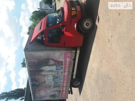 Червоний Мерседес T1 207 пасс, об'ємом двигуна 2.9 л та пробігом 800 тис. км за 3600 $, фото 1 на Automoto.ua