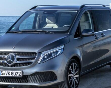 купити нове авто Мерседес В-Клас 2021 року від офіційного дилера Автомобільний Центр Київ Мерседес фото