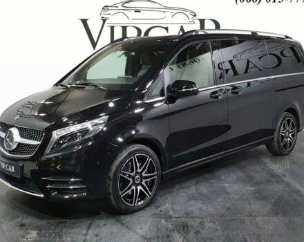 купити нове авто Мерседес В-Клас 2021 року від офіційного дилера VIPCAR Мерседес фото