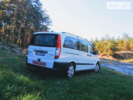 Белый Мерседес Vito 109, объемом двигателя 0 л и пробегом 156 тыс. км за 9999 $, фото 1 на Automoto.ua