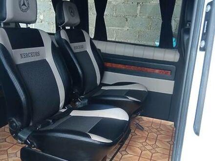 Белый Мерседес Vito 109, объемом двигателя 2.1 л и пробегом 260 тыс. км за 9000 $, фото 1 на Automoto.ua