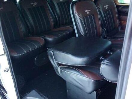 Белый Мерседес Vito 109, объемом двигателя 2.2 л и пробегом 265 тыс. км за 10300 $, фото 1 на Automoto.ua