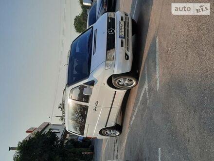 Білий Мерседес Vito 110, об'ємом двигуна 2.2 л та пробігом 50 тис. км за 6300 $, фото 1 на Automoto.ua
