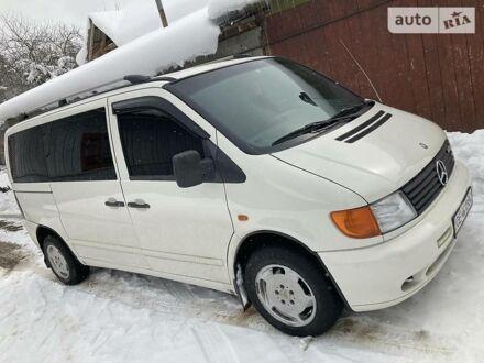 Белый Мерседес Vito 110, объемом двигателя 0 л и пробегом 350 тыс. км за 6300 $, фото 1 на Automoto.ua
