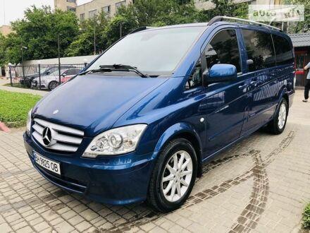 Синій Мерседес Vito 116, об'ємом двигуна 2.1 л та пробігом 227 тис. км за 16222 $, фото 1 на Automoto.ua
