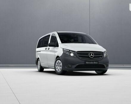 купити нове авто Мерседес Віто пас. 2021 року від офіційного дилера Mercedes-Benz Харьков-Авто Мерседес фото