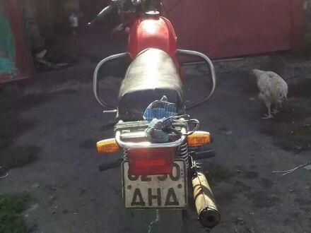 Красный Минск 125, объемом двигателя 0 л и пробегом 1 тыс. км за 335 $, фото 1 на Automoto.ua