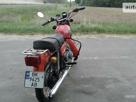 Красный Минск 125, объемом двигателя 0.12 л и пробегом 3 тыс. км за 350 $, фото 1 на Automoto.ua