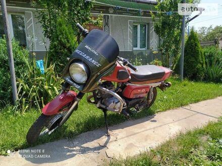 Красный Минск 125, объемом двигателя 0 л и пробегом 2 тыс. км за 256 $, фото 1 на Automoto.ua