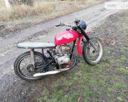Красный Минск 125, объемом двигателя 1.25 л и пробегом 10 тыс. км за 170 $, фото 1 на Automoto.ua