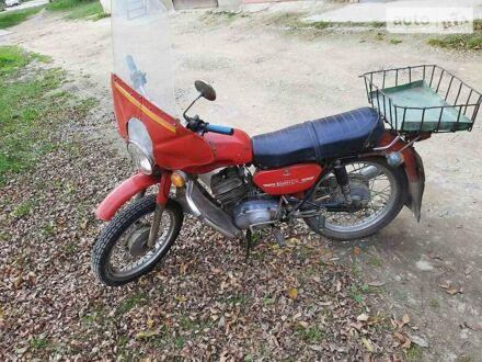 Красный Минск 125, объемом двигателя 0.12 л и пробегом 30 тыс. км за 349 $, фото 1 на Automoto.ua