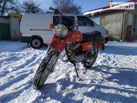 Красный Минск 125, объемом двигателя 0 л и пробегом 1 тыс. км за 480 $, фото 1 на Automoto.ua